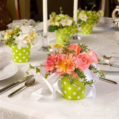 table centerpiece decorating ideas 30 decorating ideas for easter dining table