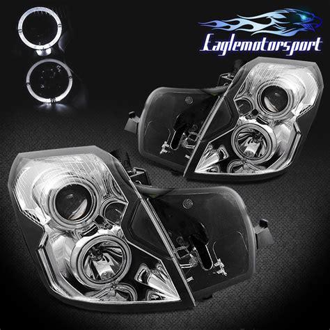 2004 cadillac cts brake light bulb dual led halo 2003 2004 2005 2006 2007 cadillac cts