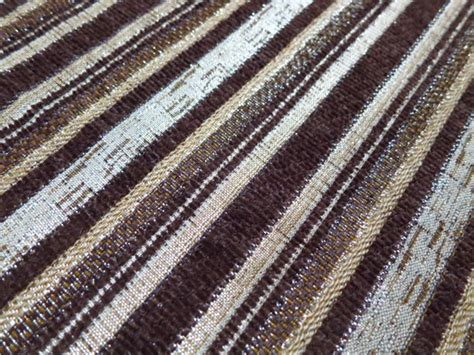 Striped Chenille Upholstery Fabric by Sofa Fabric Upholstery Fabric Curtain Fabric Manufacturer