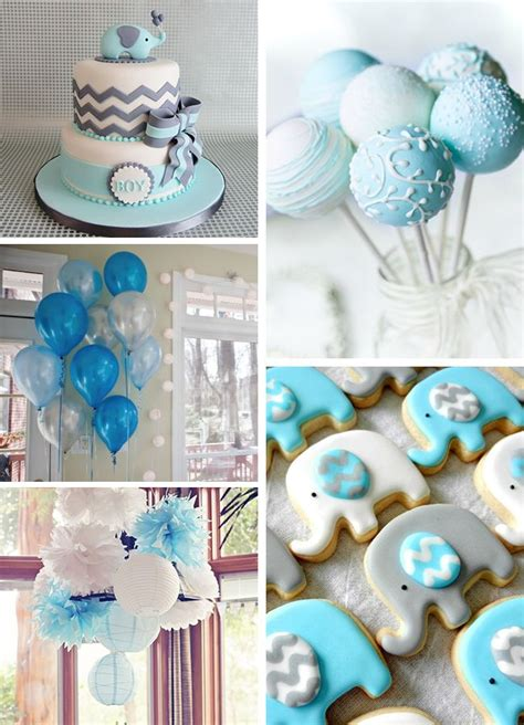 Baby Elephant Decorations For Baby Shower by 81 Best Boy Elephant Baby Shower Theme Ideas Images On