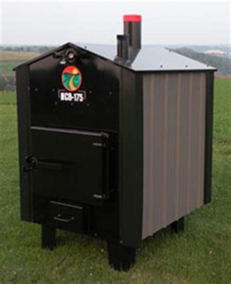 natures comfort wood boiler boilers renewable energy custom heating cooling and