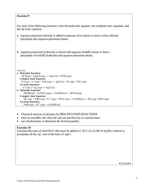 solution stoichiometry worksheet answers balancing chemical equations worksheet answer key h2 o2 lesupercoin printables worksheets