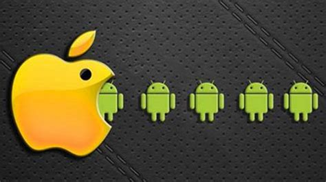 is apple better than android apple steve hesonwheels