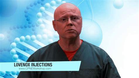 Lovenox Injections - YouTube Lovenox In Pregnancy