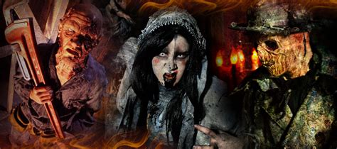 haunted house  chicago illinois  floor haunted houses  hauntworld
