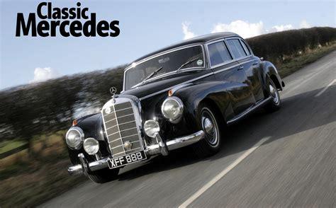 mercedes classic mercedes enthusiast