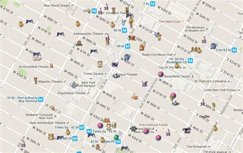 pokemon  google maps hack   easier