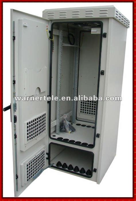 Cabinet Cooling System by W Tel Fan Cooling Power Telecom Equipment Outdoor Rack