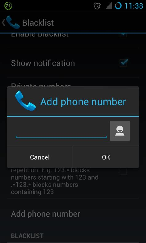 block number on android android tips how to block calls in android phones appslova