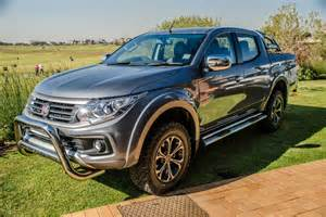 Fiat Bakkie Fiat Fullback Bakkie Launches In Sa Specs And Pricing