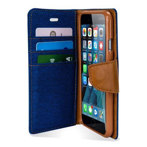 Canvas Diary Mercury Ori Iphone 6 Plus Bluecamel mercury canvas diary iphone 6s plus 6 plus wallet blue camel reviews mobilezap australia