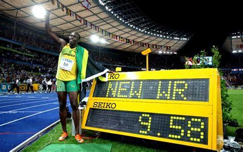 Record 100 Metri Il Fulmine Bolt Piomba Su Berlino 100 Da Record A 9 Quot 58