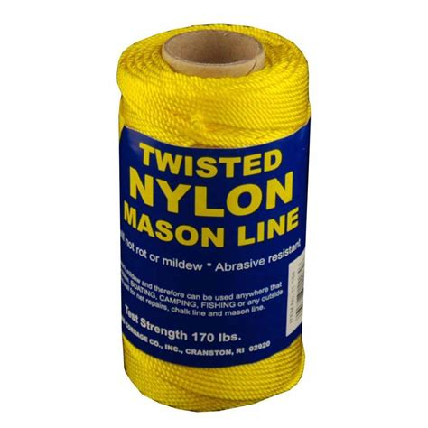 t w cordage 18 x 550 ft twisted line