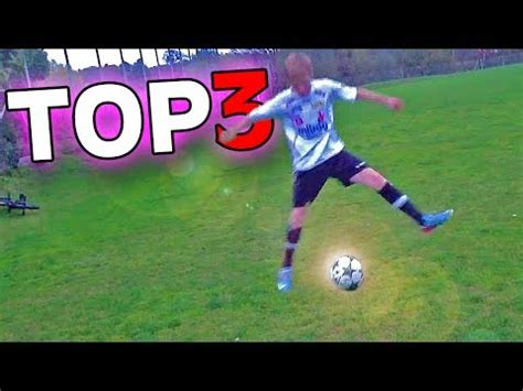 tutorial skill football easy learn an easy but cool football trick soccer skills