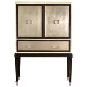 Gold Bar Cabinet Meade Signature Bijou Pale Gold Bar Cabinet