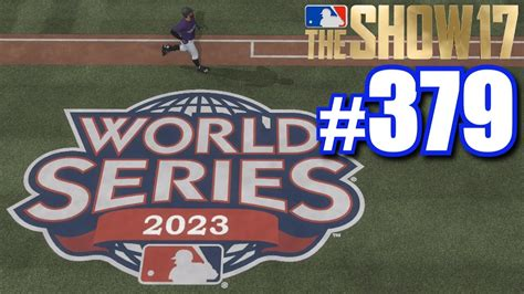 world series mlb  show  road   show  youtube