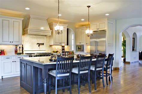 kitchen extraordinary kitchen aisle kitchen island this extraordinary kitchen island grants a burst of