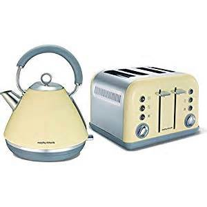 Wedding Gift Argos Morphy Richards Accents Cream Traditional 1 5l Kettle And 4 Slice Toaster Set Amazon Co Uk