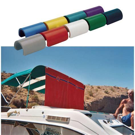overton boat magazine overton s round bimini top biminiclip 6 pack boating