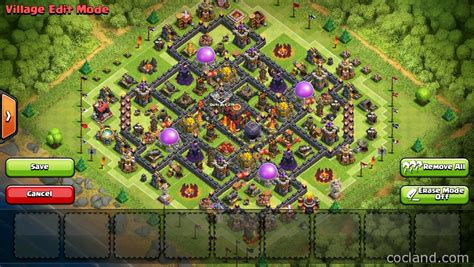 protect war loot in your clan castle clash of clans the turbine majestic farming war base for th10