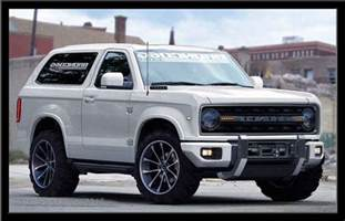Ford Bronco Prototype 28 Best Images About Concept Bronco On Cars