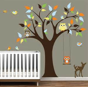 Nursery Wall Decals 17 Nursery Wall Decals And How To Apply Them Keribrownhomes