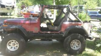 Jeep Inline 6 For Sale 1987 Jeep Wrangler Yj Renegade Laredo Inline 6 For Sale