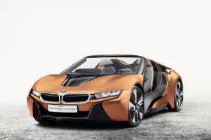 Bmw Roadster Bmw I8 Roadster Revealed