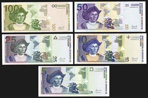 banco central de reserva de el salvador banco central de reserva de el salvador 1999 dates