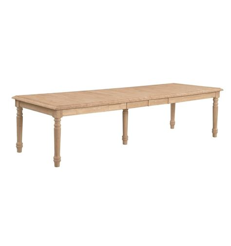 120 Dining Table 120 Inch Extension Farm Table Wood You Furniture Jacksonville Fl