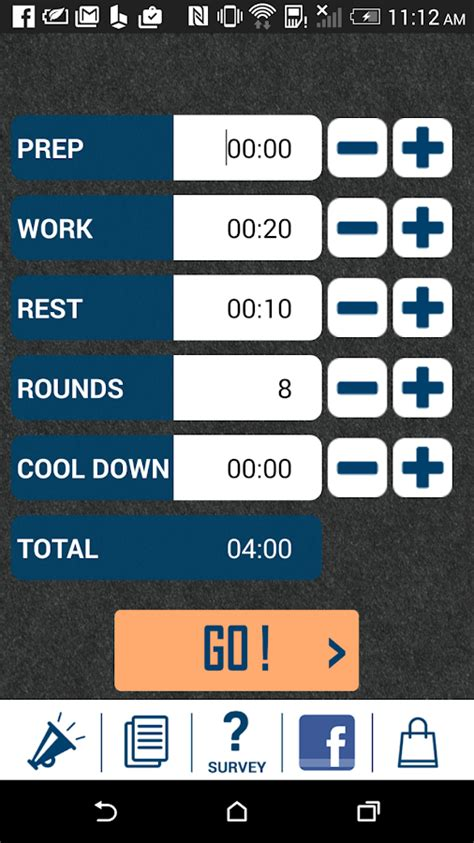best timer app hiit interval timer android apps on play