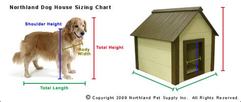 how to size a dog house sizing a dog house