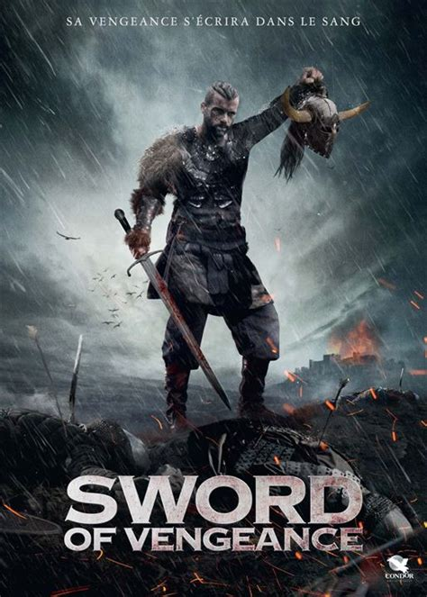 film action 2017 online affiche du film sword of vengeance affiche 1 sur 2