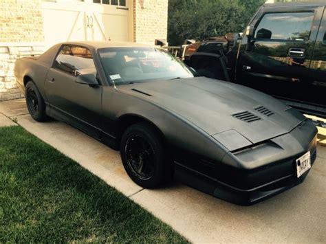 1988 Pontiac Trans Am Gta Value 1988 Pontiac Firebird Gta Notchback