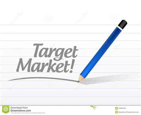 Target Gift Card Text Message - target market message illustration design stock illustration image 44864363