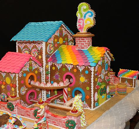 How To Make A Gingerbread House Out Of Paper - gingerbread factory by lynne schuyler