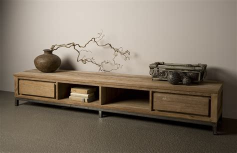 antiek eiken tv meubel teakhouten tv meubels mav 233 rus meubelen