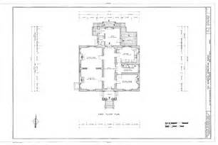 historic colonial house plans