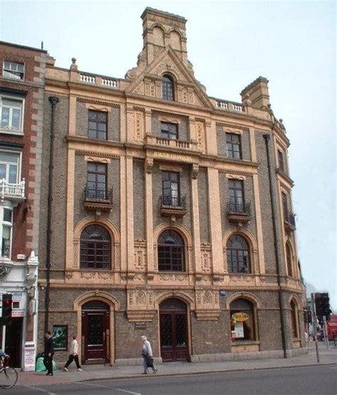 bureau 馗olier d olier chambers dublin restaurant office building