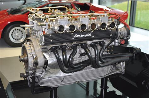 Lamborghini Countach Engine The World S Best Photos Of 45dcoe Flickr Hive Mind