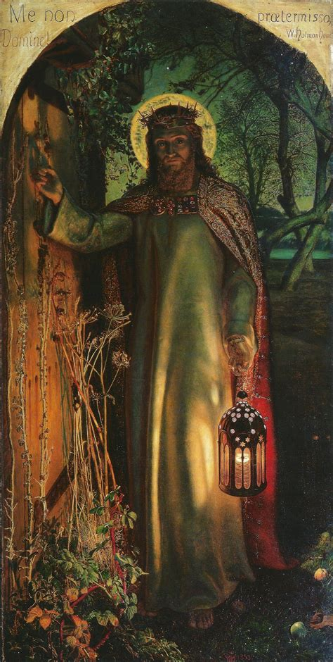 the light of the william holman hunt pre raphaelite reflections