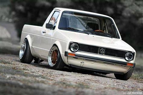 volkswagen pickup slammed 63 best images about vw caddy on pinterest