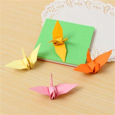 Coloured Paper Doyleys 55 100pcs 100pcs 10x10cm origami square paper sided coloured