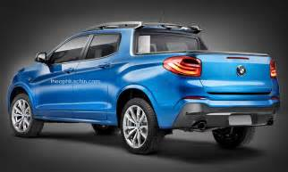 Bmw Truck Bmw X4 Rendered As A Just For
