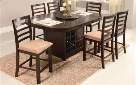 99 72 in round dining room table harding 72 round newman s furniture round pub dining table w lazy susan