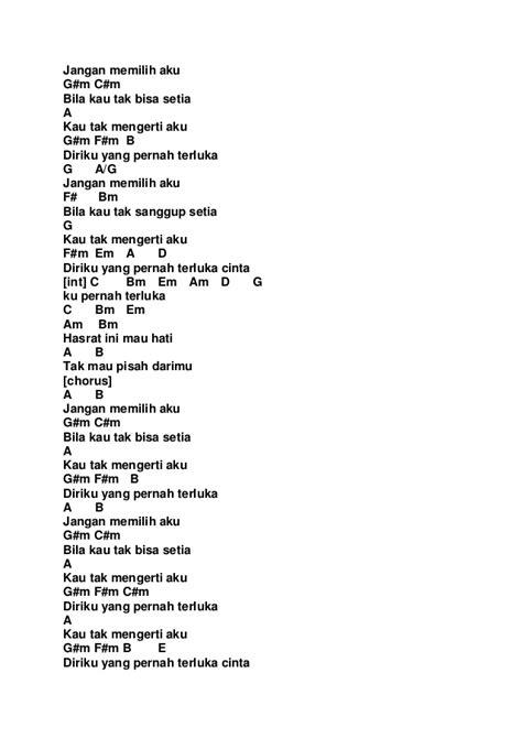 Lirik Dan Kunci Lagu Pancasila Rumah Kita