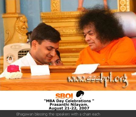 Sri Sathya Sai Mba by Quot Mba Day Celebrations Quot Programme By The Children Of
