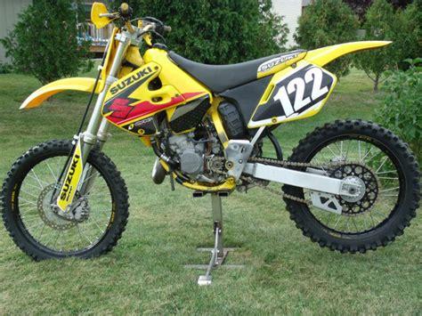 Suzuki Rm 125 1999 Buy 1999 Suzuki Rm125 Gas Tank Motorcycle In West Bend