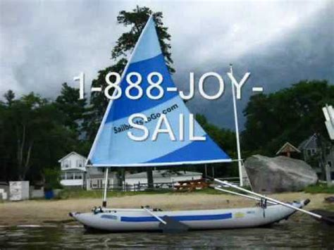 sailboat rubber st sea eagle fast track kayak with sailboatstogo