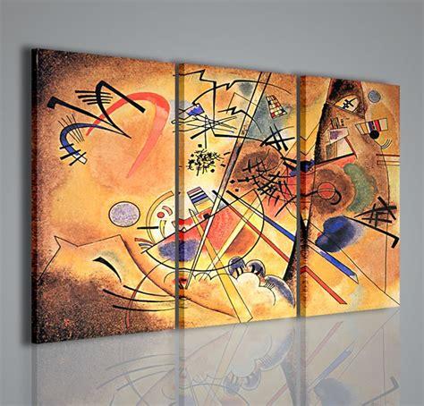 quadri con fiori di pittori famosi quadri moderni quadri pittori famosi kandisky xiii